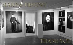 "Thanks to all the fans who came to London on the 11th & 12th May for ""MAKING HIStory Exhibition"" - Thank you so much for your support! :-)"