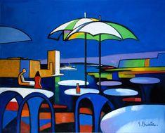 Georges Briata et Marseille -