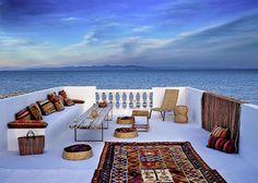 Terrasse in Tunisia