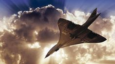 """Concorde:  """"Flying High!"""""""