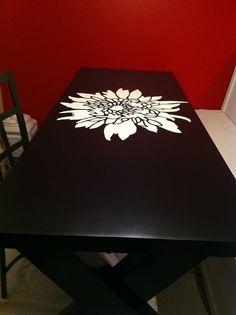 Chrysanthemum Stencil | Flickr - Photo Sharing!