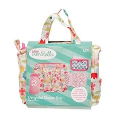 Manhattan Toy Wee Baby Stella Doll Delightful Diaper Bag Accessory by Wee Baby Stella -- Awesome products selected by Anna Churchill