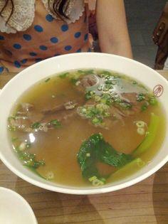 @ 麻膳堂 a.k.a. Mazendo. Beef rice noodle.