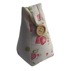 big button weighted doorstop by yummy art and craft | notonthehighstreet.com