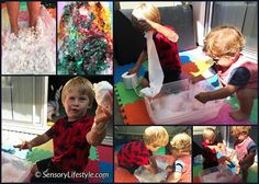 Try out this fun 'Clean Mess Recipe' for sensory play. This tactile play will help build some foundational skills for your child's fine motor development. Tactile Activities, Activities For Kids, Sensory System, Best Cleaning Products, Sensory Play, Child Development, Parenting Hacks, Your Child, Lifestyle