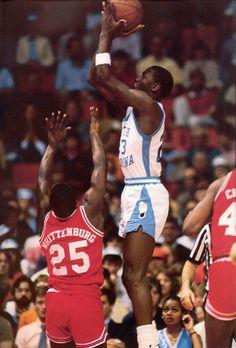 University of North Carolina: Jordan Jumper (1983/84)