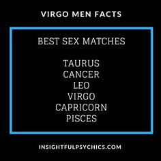 Virgo man sexuality