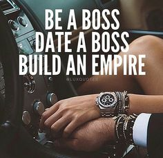 I married my boss and oh what an empire we have built.