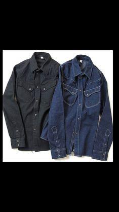 Denim Shirts, Western Outfits, Levis, Bandana, My Style, Boots, Jackets, Vintage, Fashion