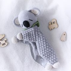 Excited to share the latest addition to my shop: Comforter Koala baby shower gift, Stuffed animal koala, Newborn eco toy Best Picture For crochet toys duc Newborn Toys, Newborn Baby Gifts, New Baby Gifts, Baby Presents, Cool Gifts For Kids, Christmas Gifts For Kids, Koala Baby, Wooden Baby Toys, Lovey Blanket