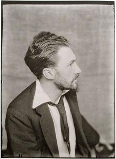 Ezra Pound, Paris, 1923