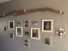 Farmhouse family pictures Raumgestaltung The post Farmhouse family pictures appeared first on Fotowand ideen. Tree Branch Decor, Tree Branches, Tree Branch Crafts, Homemade Home Decor, Homemade Room Decorations, Homemade Crafts, Diy Casa, Photo Displays, Family Pictures