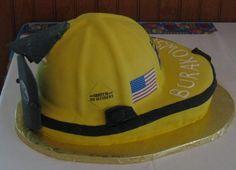 fireman cake image