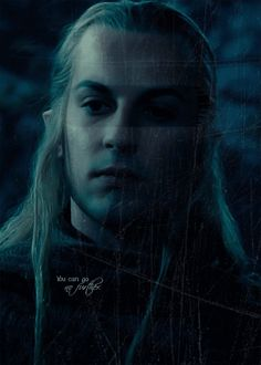 Haldir was one of the few Elves of Lórien who spoke Westron (common tongue). Lothlórien was located East of Moria between the Misty Mountains and the river Anduin. Sindarin was the usual language - although Galadriel would also have known Quenya (High or ceremonial Elvish.)