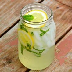 Honey-Basil Lemonade Recipe — Dishmaps