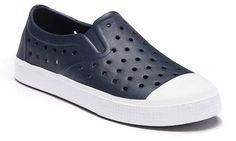 6c1c5e873d7e Native Unisex Kid s Jefferson Slip-On Sneaker