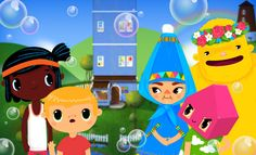 Toca Boca: Fun games for kids to teach them about the world around them