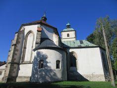 Kostel Narození Panny Marie - Benešov nad Ploučnicí - Ústecký kraj