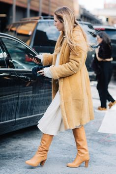 Street style à la Fashion Week automne-hiver 2017-2018 de New York : Jennifer Neyt