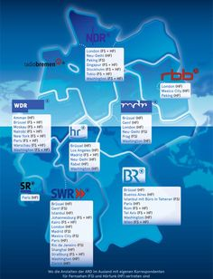 Korrespondentennetz der ARD-Anstalten, ZEITmagazin