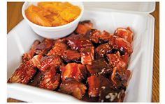 Speed Queen Bar-B-Q recommended by international celebrity chef/foodie Andrew Zimmern