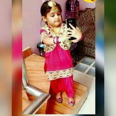 get you princess suits designed @nivetas Whatsapp +917696747289 visit us at… Kurta Pajama Punjabi, Punjabi Salwar Suits, Patiala Salwar, Anarkali, Punjabi Girls, Kids Suits, Cute Little Girls, Cute Kids, Indian Costumes