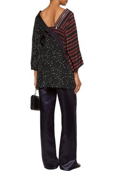 Shop on-sale 3.1 Phillip Lim Zip-detailed printed silk crepe de chine top. Browse other discount designer Tops & more on The Most Fashionable Fashion Outlet, THE OUTNET.COM