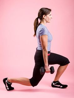 Lunges are a great addition to women's fitness workouts, as they target the thighs and buttocks, areas where many women need to focus on muscle toning.