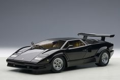 It was the poster car for a generation of car enthusiasts: the Lamborghini Countach, the definitive exotic. Outrageous, excessive, and very fast, the Countach came to define an era when too much was n