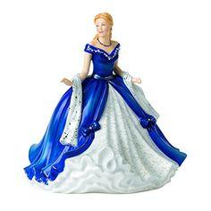 Royal Doulton Crystal Ball Midnight Sonata Figurine