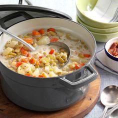 Lima Bean Soup, Bean Soup Recipes, Lima Bean Recipes, Asparagus Soup, Food Festival, Festival Recipe, Vintage Recipes, Different Recipes, Soup And Salad