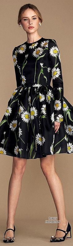Dolce & Gabbana SS2016 Women's Fashion RTW | Purely Inspiration