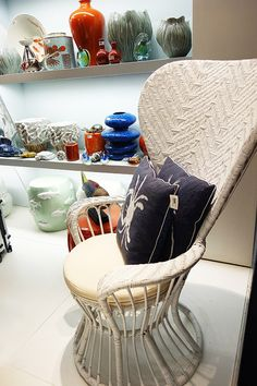 Trends: Maison&Objet Fall 2013 - Chair by Asia Tides