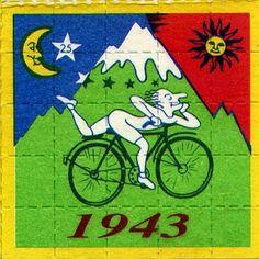 http://bunkpolice.org/lsd-identification-guide/ Legitimate LSD blotter will be tasteless in the vast majority of cases