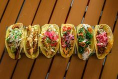 The 30 Best Things to Eat in Las Vegas for $10 (or Less) Classic Taco Plate, $9.95    Hussong's Cantina   (address and info)    ➕ Save  West Valley  There are six classic tacos (barbacoa, chicken, steak, carnitas, baja shrimp and baja fish). Pick any two and keep your belly full and your budget tight.