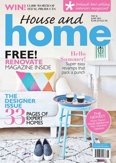 house and home magazine may june 2015 house and home magazine may june