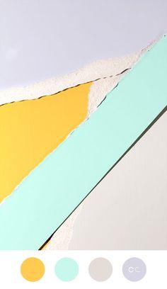 Contemporary Colour -  Vilde J. Rolfsen -Paper Study