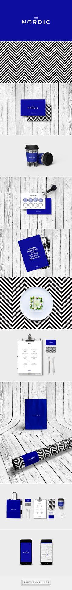 The Nordic Branding on Behance | Fivestar Branding – Design and Branding Agency & Inspiration Gallery