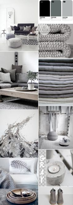 Great round up of the basics of #scandi #design. simplicity. neutral tones. wood. furs. plaids. practicality. less is more.