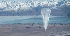 Google X's balloon internet suddenly looks a lot more plausible