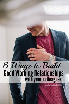develop effective working relationships with colleagues Overview this standard identifies the requirements when developing partnership working relationships with colleagues effective communication in productive.