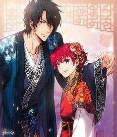 Hak and Yona ~Akatsuki no Yona