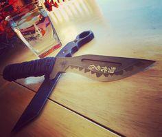 Ronin tactics | Blades | Pinterest | Blade, Knives and ...