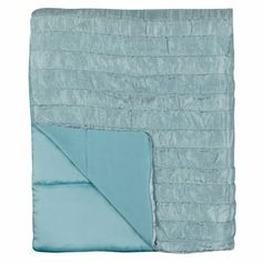 Buy Duck Egg John Lewis Shimmer Bedspread from our Throws, Blankets & Bedspreads range at John Lewis & Partners. Shabby Chic Interiors, Shabby Chic Bedrooms, Guest Bedrooms, Bedroom Accessories, Bed Spreads, Timeless Design, John Lewis, Vintage Inspired, Outdoor Blanket