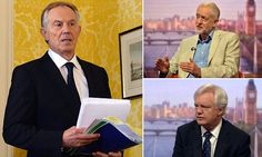 Thousands Killed and Blair gets KICKED OUT of the privy council,BIG DEAL ! Commons 'contempt' vote could see Blair ejected from privy council