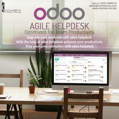 Help Desk, Productivity, The Help