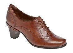 Cobb Hill Sheila - Almond 2 inch heel