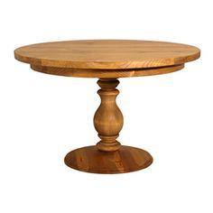 mesa lateral redonda madeira