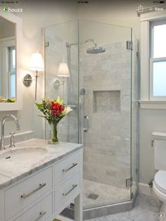 Layout of our bathroom. I like shower tile and undermount sink