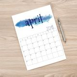 Printable Wall Art, Planners and Calendars & Wedding Stationery